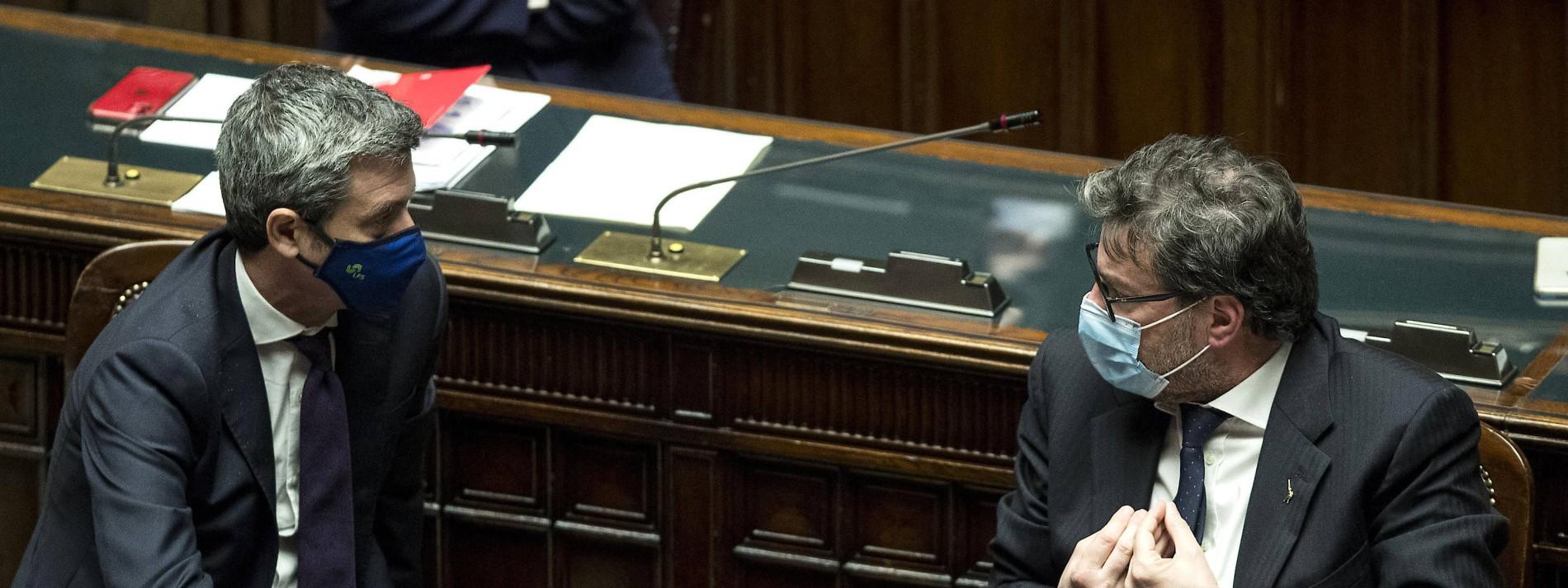 Draghi gewinnt auch zweites Vertrauensvotum