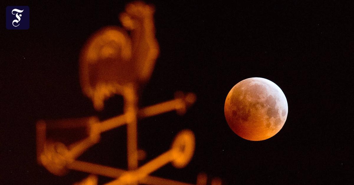 Der Mond in der Literatur: Bad Moon Rising