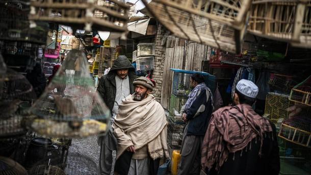 Das bange Warten auf die Taliban