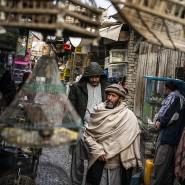 Auf dem Vogelmarkt in Afghanistans Hauptstadt Kabul.