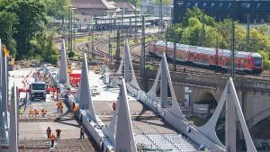 50 Milliarden Euro für die Schiene