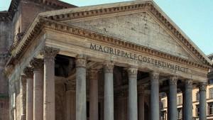 Das Pantheon kostet jetzt Eintritt
