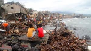 Taifun Melor wütet auf den Philippinen