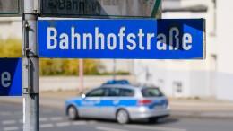 Jugendlicher auf der Straße in Celle erstochen