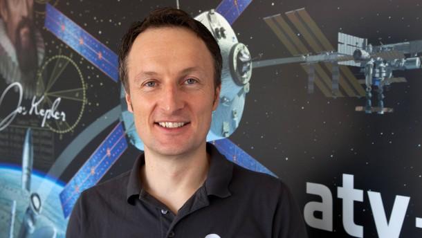 Matthias Maurer über KollegenInnen