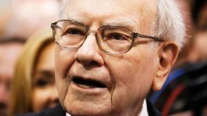 Warren Buffett profitiert von Eisenbahnen und Versorgern