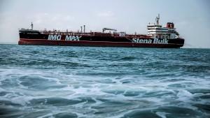 Iran gibt britischen Öltanker frei