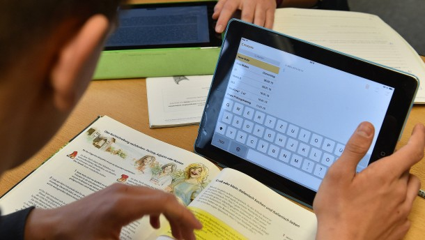 Kompromiss beim Digitalpakt Schule ist in Sicht