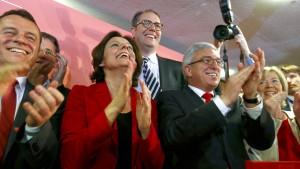 """Wahlsiegerin Dreyer will mit """"Ampel"""" regieren"""