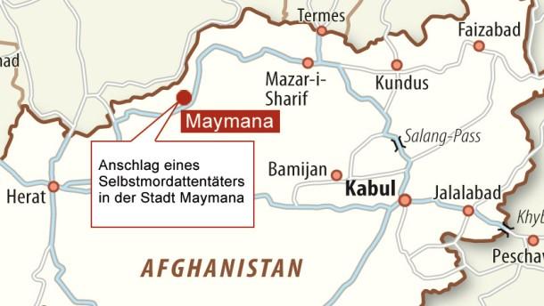 Dutzende Tote bei Anschlag vor Moschee