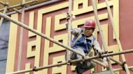 Chinas Konjunktur verliert an Schwung