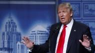 Trump will Steuersenkungen für Familien und Firmen