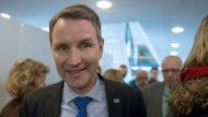 Höcke will nicht in den Bundestag