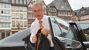 Oberbürgermeister des Finanzplatzes