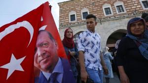 Union stellt Bedingungen für mögliche Türkei-Hilfe