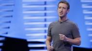 Facebook-Chef Mark Zuckerberg will dazu beitragen, die Integrität von Wahlen zu gewährleisten.
