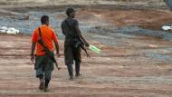 Farc-Rebellen wollen mit Übergabe von Waffen beginnen