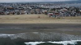 Ölpest in Kalifornien geht wohl auf Monate altes Leck zurück