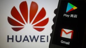 Trump gewährt Aufschub für Huawei-Bann