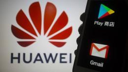Huawei-Bann wieder gelockert