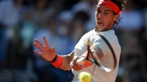 Serena Williams und Nadal nicht zu stoppen
