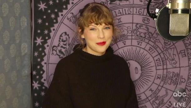 Taylor Swift und Justin Bieber räumen ab