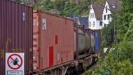 Fahrverbot für laute Güterwaggons beschlossen