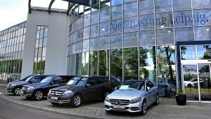 Dieser chinesische Mercedes-Händler verkauft auch in Deutschland