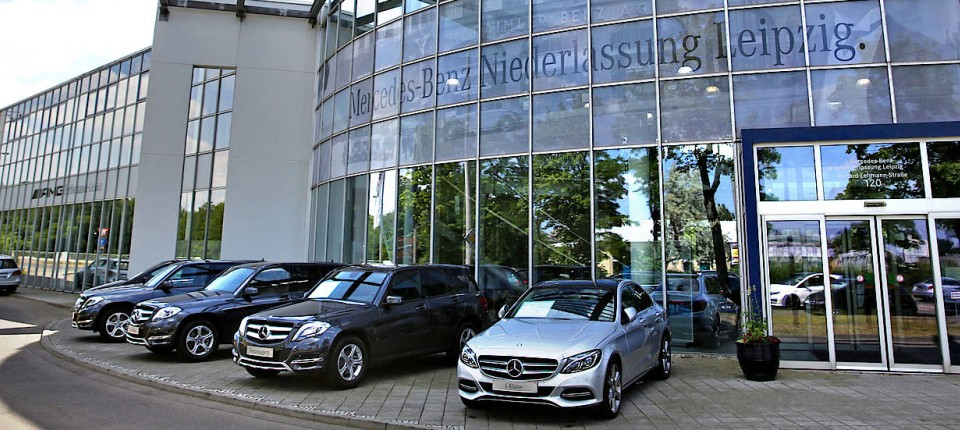 Mercedes Benz Magdeburg