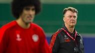 Noch alles im Griff? Louis van Gaal steht bei United in der Kritik