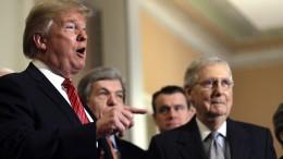 Trump bricht Treffen ab
