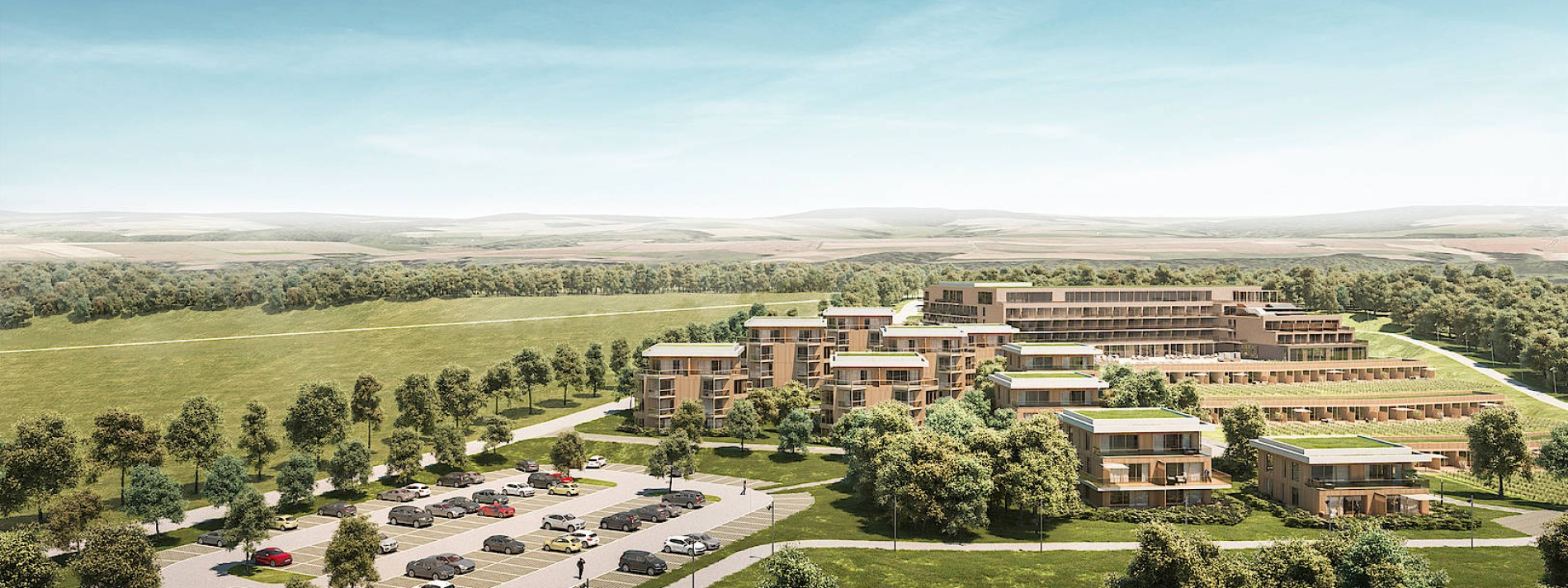 Ein Hoteldorf droht das Loreley-Plateau zu verschandeln