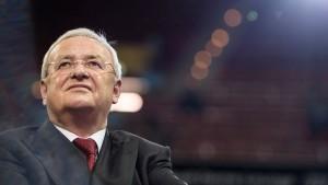 Gericht lässt Anklage gegen Ex-VW-Chef Winterkorn zu