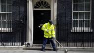Wer zieht in Downing Street 10 ein?