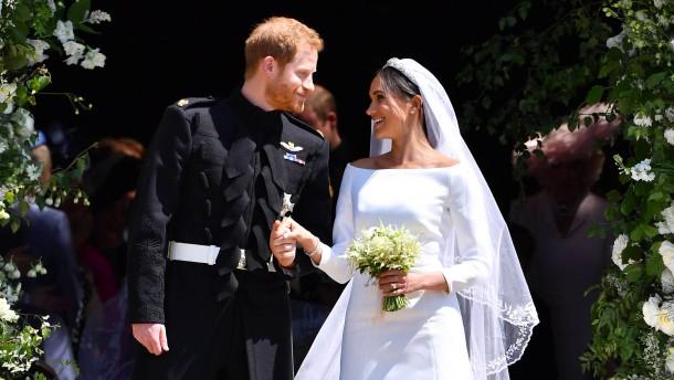 Meghans Hochzeitskleid: From Paris with Love