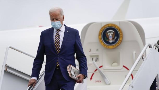 USA heben für Geimpfte Einreisestopp auf
