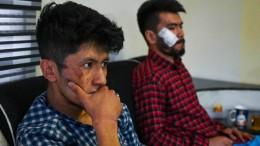 Journalisten berichten von Übergriffen der Taliban