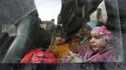 Mindestens 15 Kinder bei Angriff auf Ost-Ghouta getötet