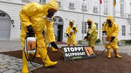 Österreich stimmt für Totalverbot von Glyphosat
