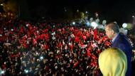 Ein schmaler Sieg Erdogans – mithilfe der Provinz