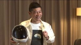 Japanischer Milliardär sucht Mannschaft für Mondflug