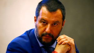 Italienische Justiz ermittelt gegen Minister Salvini