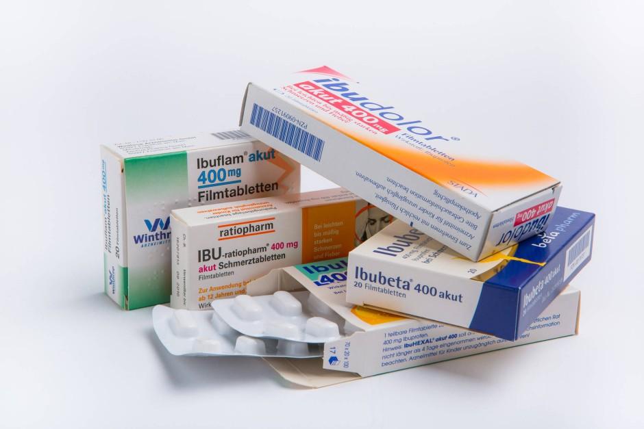 verdünnen ibuprofen das blut