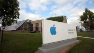Kein Glamour: die Apple-Niederlassung im irischen Cork (Archivbild)