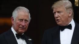 Trump bittet Royals zum Galadinner