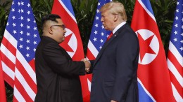 Skepsis nach Trumps Nordkorea-Show