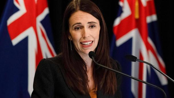 """Neuseeland richtet """"Königliche Kommission"""" ein"""