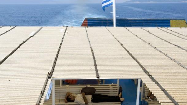 Brief Nach Griechenland Adressieren : Wahl in griechenland die hoffnung stirbt zuletzt
