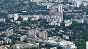 Raubüberfall auf Bank in Berlin-Gropiusstadt