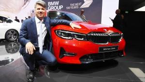 BMW verkaufte auch 2018 mehr Autos